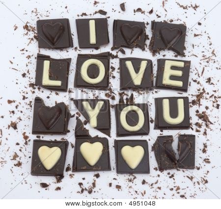 Chocolate With Love