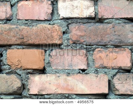 Detailed Brick Wall Background - Texture Set #8