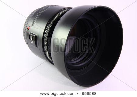Digital Slr Camera Lens With Hood