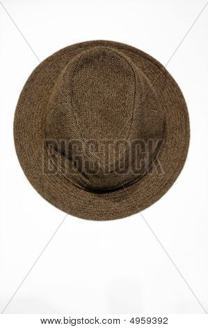 Tweed Fisherman's Hat