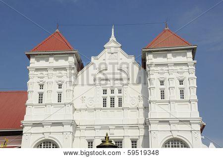 Facade Detail of Perak State Museum