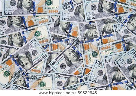 Financial Background Of American 100 Dollar Bills