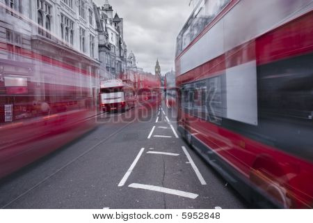 Traffic In London