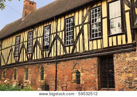 The Merchant Adventurer's Hall - 1357, York, England