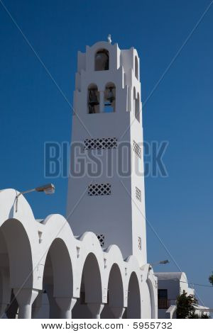 Cathedral Belltower