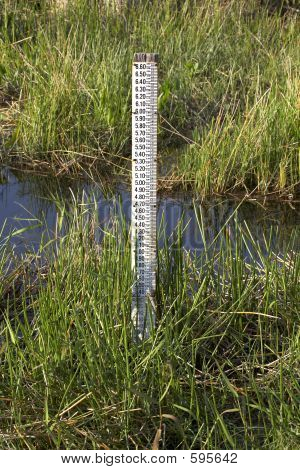 Water Level Measurement Gauge