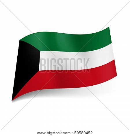 State flag of Kuwait