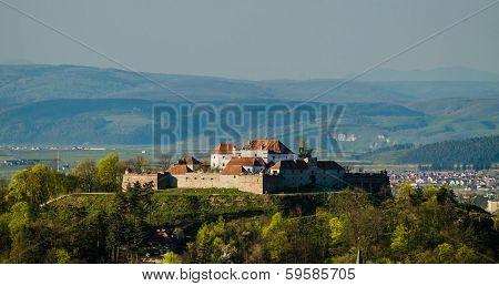 Fortress In Brasov