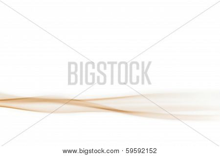 Rauch Auf Weißem Hintergrund - Smoke On White Background