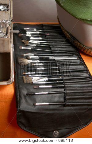 Pro Makeup Artist Brush Set