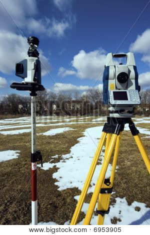 Winter Surveying