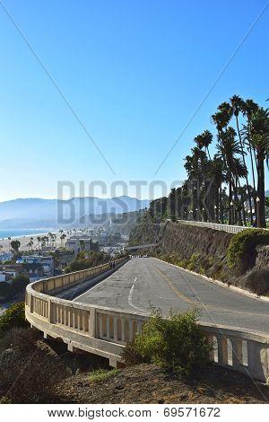 The California Incline