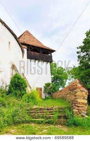 Viscri, Saxon Fortified Church, Transylvania, Romania