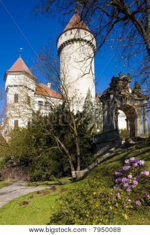 Castle Konopiste