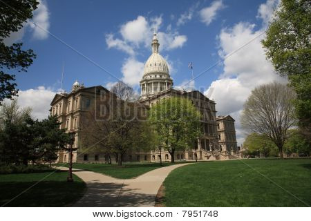 Michigan State Capitol Building