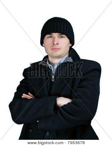 Man In Coat