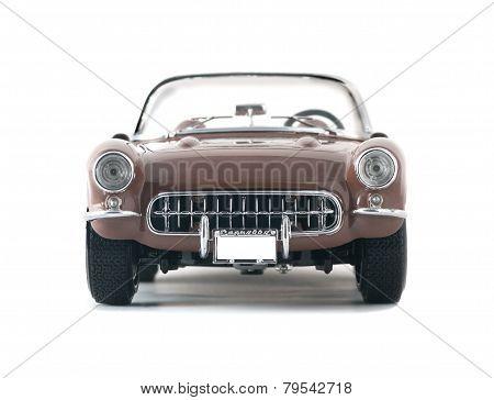 Car Convertible Chevrolet Corvette