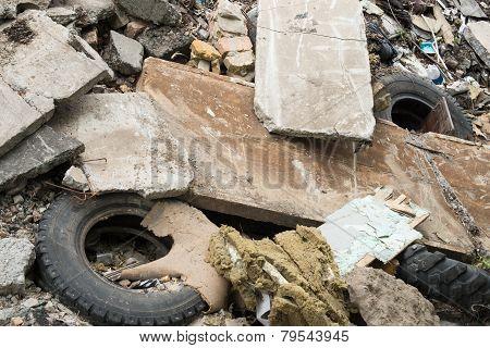 Industrial Garbage