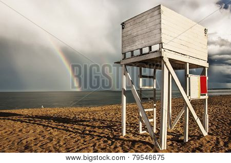 Baywatch Tower