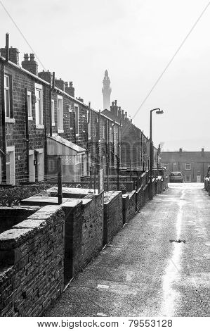 Victorian Terraced Street