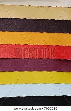 textile color samples