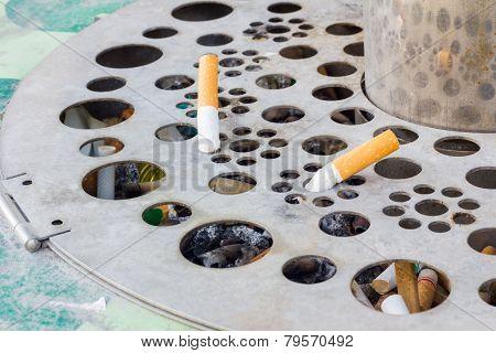 Two Cigarettes