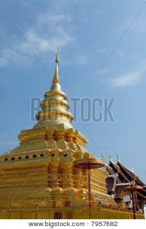 The Golden Pagoda