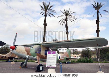 Dornier Do-27 - Light Transport Aircraft