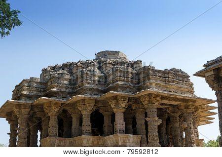 Sun Temple Modhera In Ahmedabad
