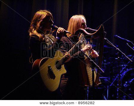 The Webb Sisters (Charley & Hattie Webb)