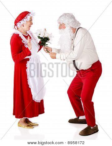 Romancing Mrs. Claus