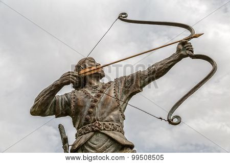 Aresh the Archer