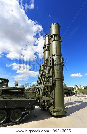 Anti-aircraft Missile System C 200