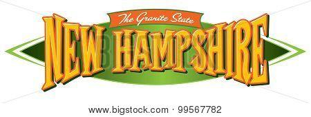 New Hampshire The Granite State