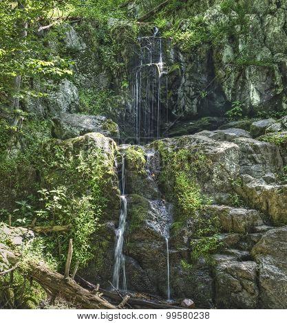 Upper Doyles River Falls, Shenandoah National Park
