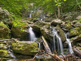 Dark Hollow Falls, Shenandoah National Park