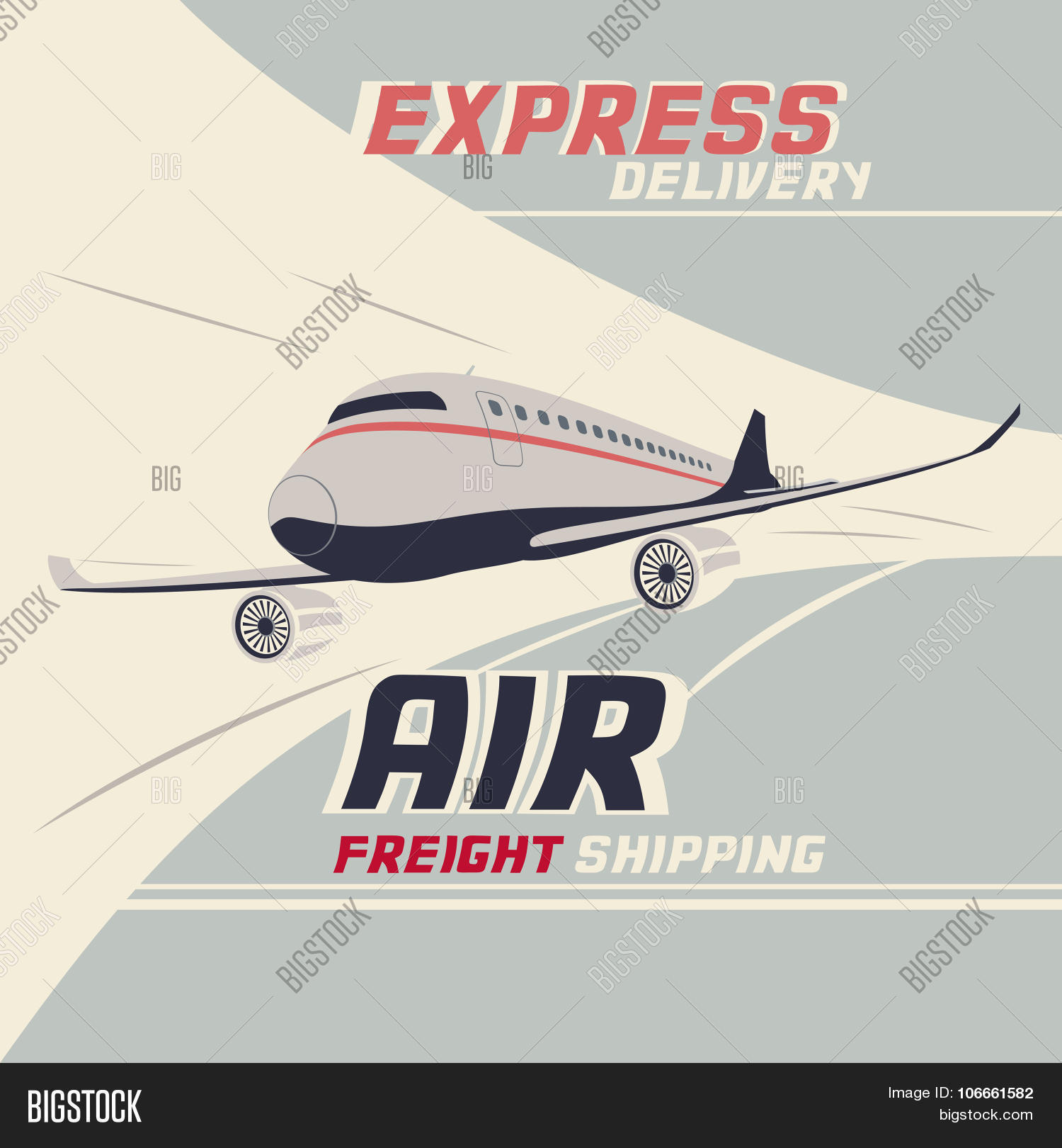 Air Freight Vector Photo Free Trial Bigstock