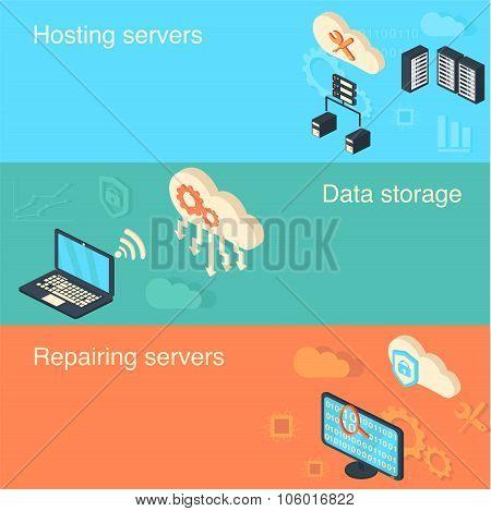 Public cloud protected data exchange