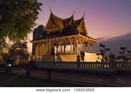 Santichai Prakan Public Park