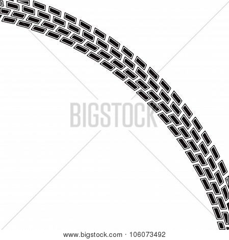 Treadmark Arch