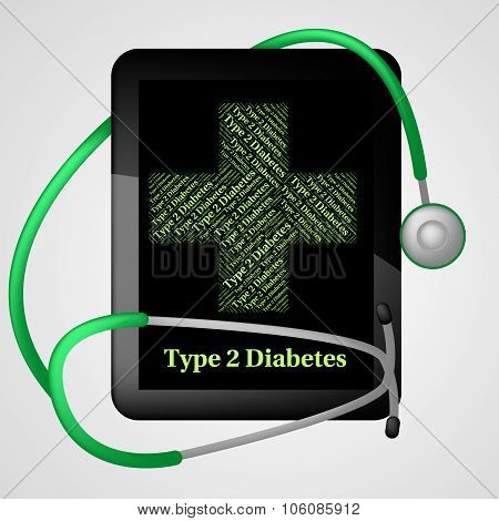 Two Illness Indicates Adult Onset Diabetes And Advertisement
