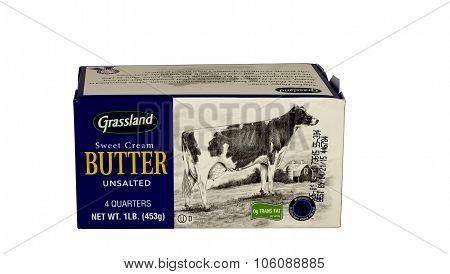 Grassland Unsalted Butter