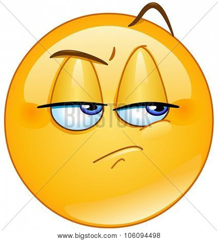 Jealous yellow ball