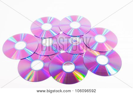 Group Of Dvds