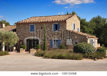 Provence Stone House