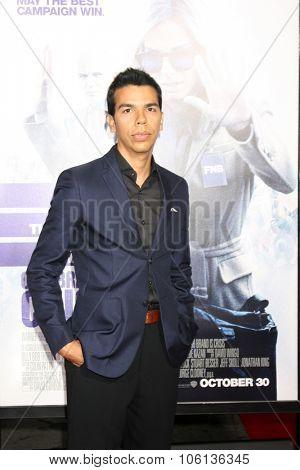 LOS ANGELES - OCT 26:  Octavio Gomez Berrios at the