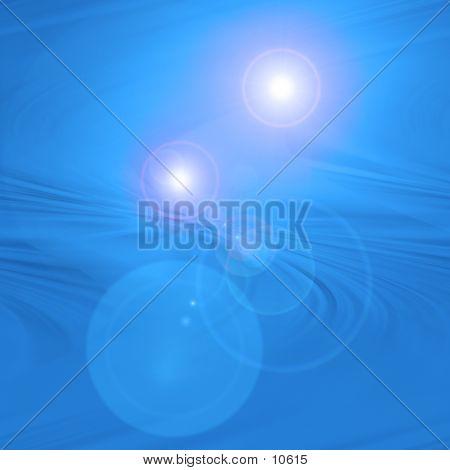 Blue Gallaxy