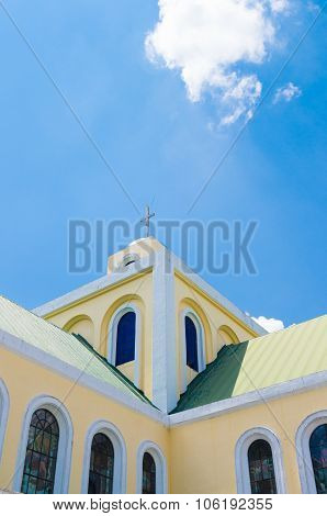 Philippine Church Tower
