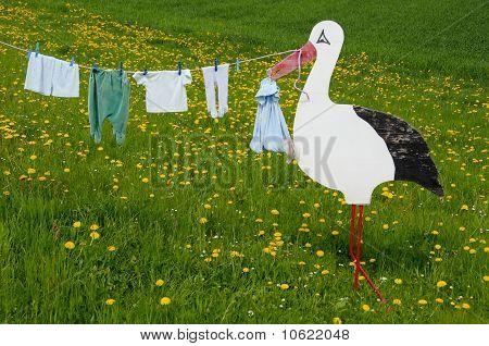 Stork Child