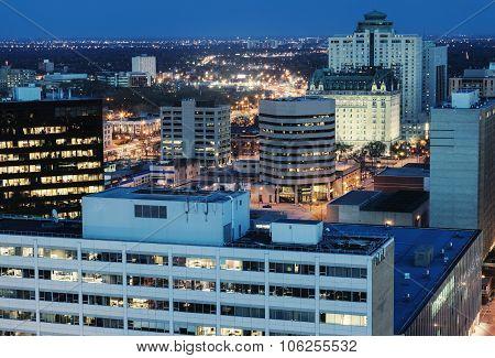 Winnipeg Architecture